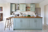 Roundhouse Classic bespoke kitchens