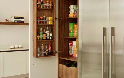 8 friske tips: Sådan kan du også udnytte køkkenet til opbevaring
