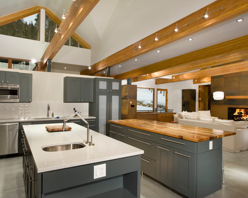 saveemail efed  w h b p contemporary kitchen: beech wood kitchen cabinets