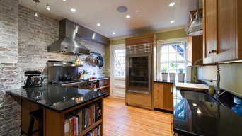 Row House Kitchen