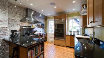 Row House Kitchen