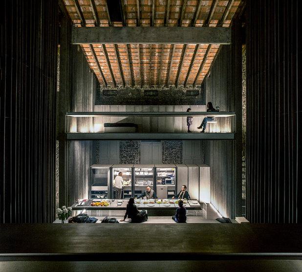 Cucina Row House, RCR Arquitectes