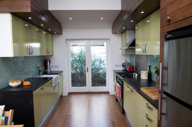 Eclectic Kitchen by Pride Road Manchester