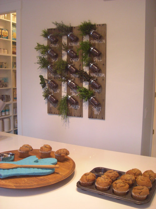 Kitchen Wall Herb Garden Part - 47: Inspiration For A Modern Kitchen Remodel In Vancouver