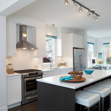 Contemporary Kitchen by Portico Design Group