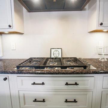 Royal Brown Granite Kitchen Countertops