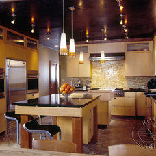 Contemporary Kitchen by Royal Cabinet Company, Inc.