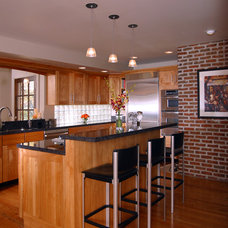 Contemporary Kitchen by MainStreet Design Build