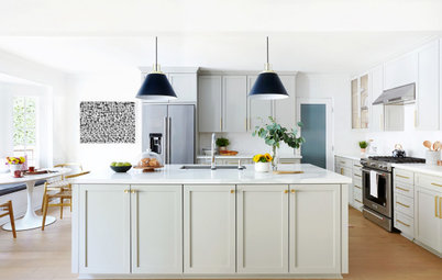 Designer's Family-Friendly Kitchen and Great Room