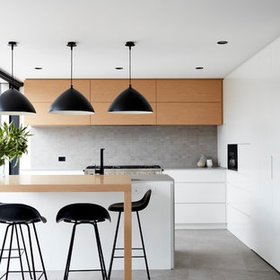 75 most popular modern kitchen design ideas for 2019 stylish rh houzz com au modern kitchen designs for small spaces modern kitchen design 2018