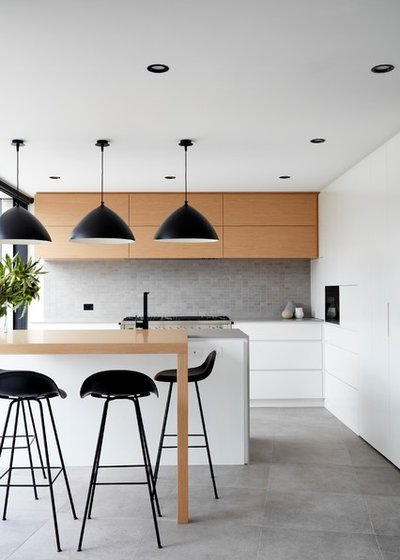 Modern Kitchen by COSO architecture