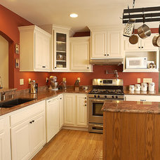 Traditional Kitchen by David & Goliath Builders--DG Remodeling