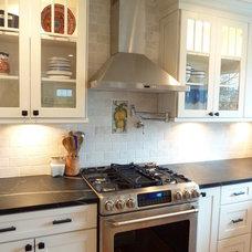 Traditional Kitchen Ruby Lace Renovation