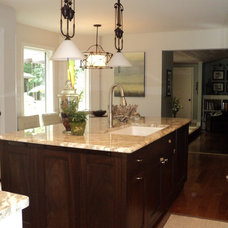 Traditional Kitchen by Daisybug Interiors