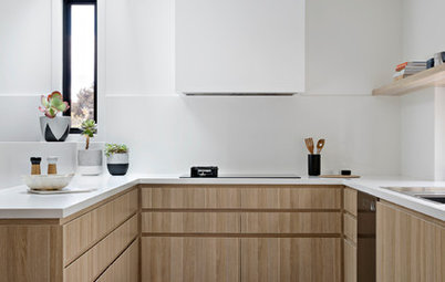 Design the Perfect U-Shaped Kitchen