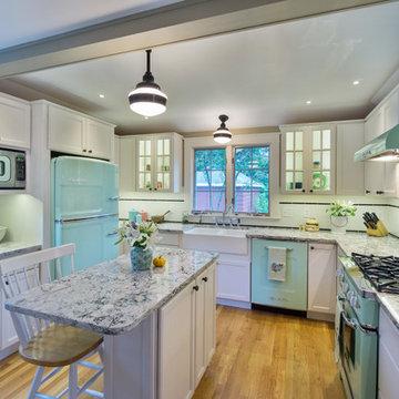 Rumford Mid-Century Kitchen