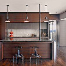 Contemporary Kitchen by Zack|de Vito Architecture + Construction