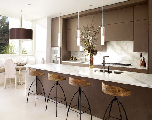 Poll Bar Stools Backs Or No, Kitchen Island Chairs With Backs