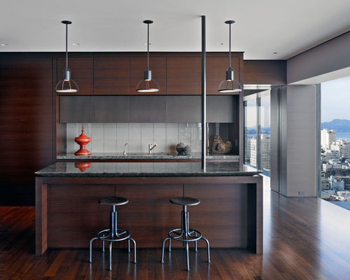 Wenge cabinet home design ideas pictures remodel and decor for Wenge kitchen designs