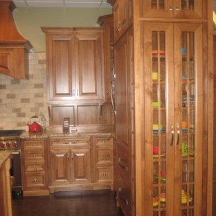 Rustic Alder/ Alder Premier Kitchen- Germantown Display