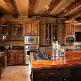 Rustic Beams Cabinets: Custom Wood Products