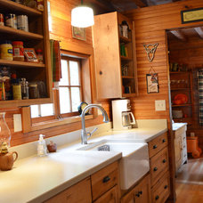 Rustic Kitchen by Julia Williams, ASID