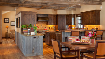 Rustic Cabin in Jackson Hole Wyoming
