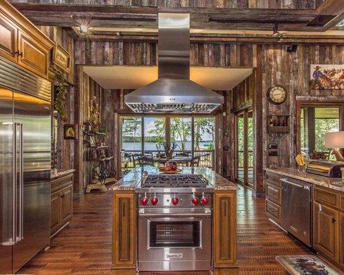 11 Best Rustic Kitchen Ideas & Decoration Pictures | Houzz