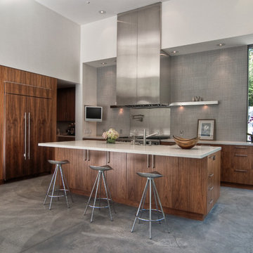 Rustic Canyon House