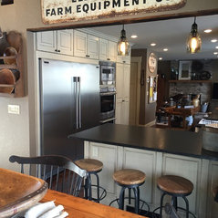Modern Kitchen Design Sioux City Ia Us 51101