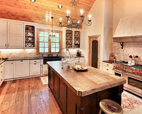 French Country Kitchen Design Ideas   Houzz