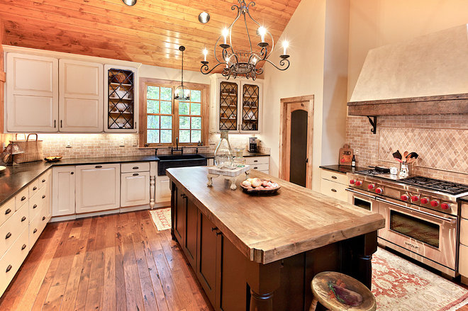Eclectic Kitchen by Kitchen Choreography