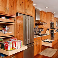 Eclectic Kitchen by Kleppinger Design Group, Inc.