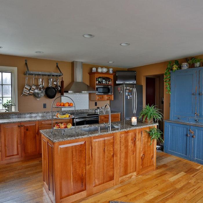Rustic Cherry Kitchen