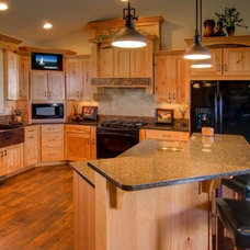 Traditional Kitchen by Rimrock Cabinet Co.