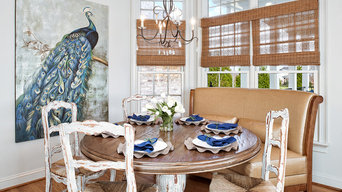 Rustic Chic Breakfast Nook
