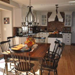 Rustic Chic Kitchen in Bel Air, MD