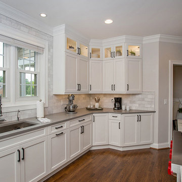Rustic Chic Kitchen Remodel in Loveland