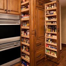 Rustic Kitchen by Renaissance Design & Renovation