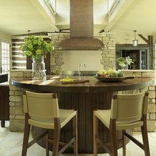 Contemporary Kitchen by Castle Design