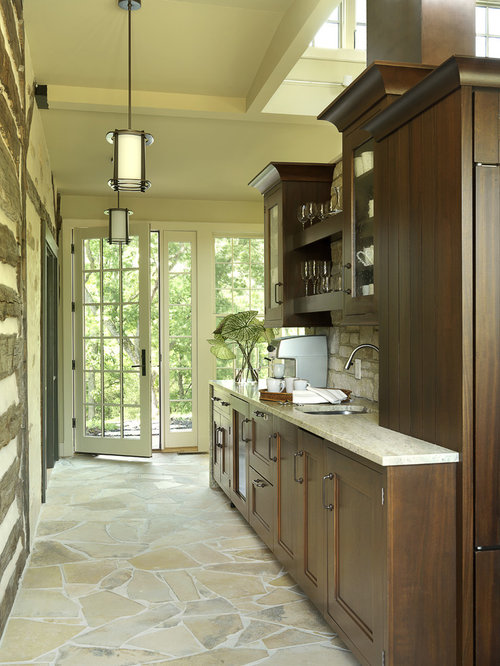 Flagstone Floor Ideas, Pictures, Remodel and Decor
