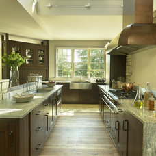 Contemporary Kitchen by Castle Design