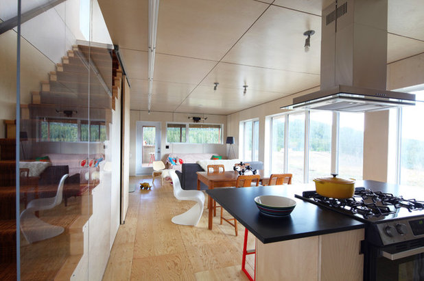 Contemporary Kitchen by Conquest
