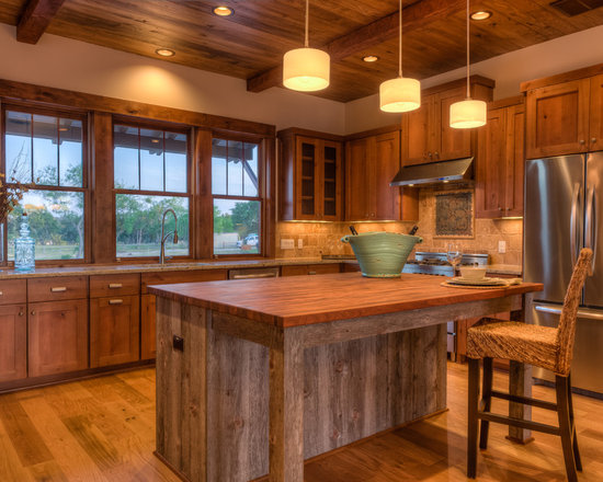 Kitchen Cabinets Knotty Alder knotty alder kitchen cabinets | houzz