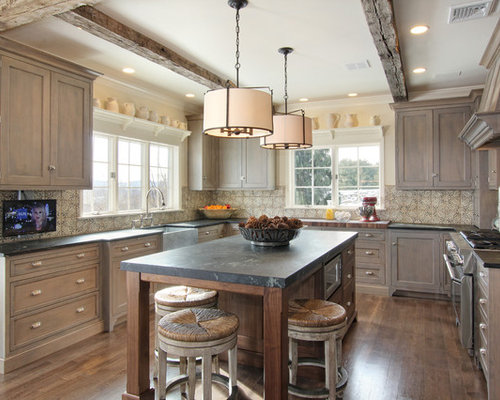 Pickled Cabinet Design Ideas Amp Remodel Pictures Houzz