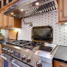 Rustic Kitchen by Reico Kitchen & Bath