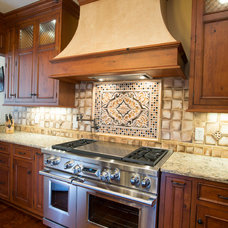 Traditional Kitchen by Laura Gills: An Interior Design Company