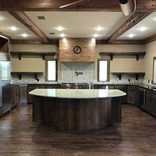 Rustic Family Friend Custom Home