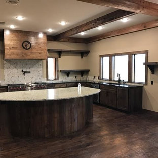 Rustic Family Friend Custom Home