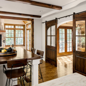 Rustic Farmhouse Whole House Remodel